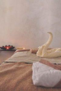 Abhyanga, die Ganzkörpermassage
