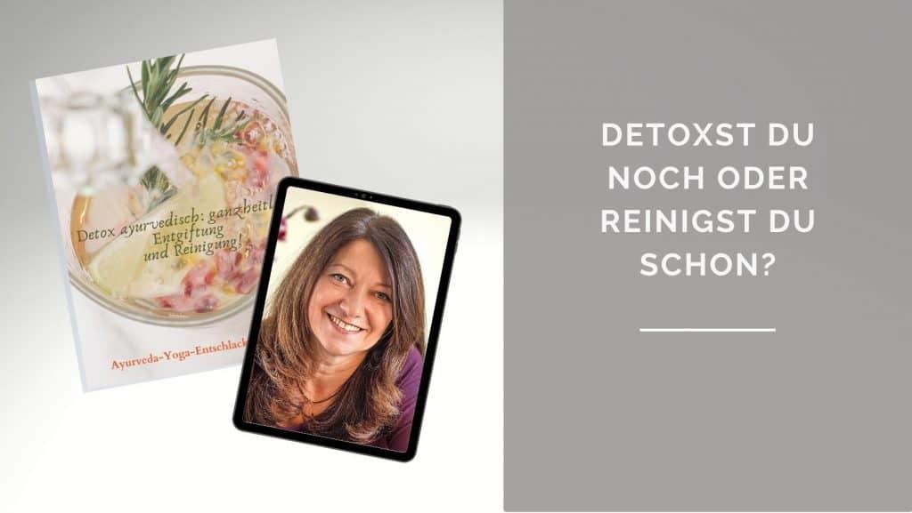 Detox Kur Ayurbeda und Yoga