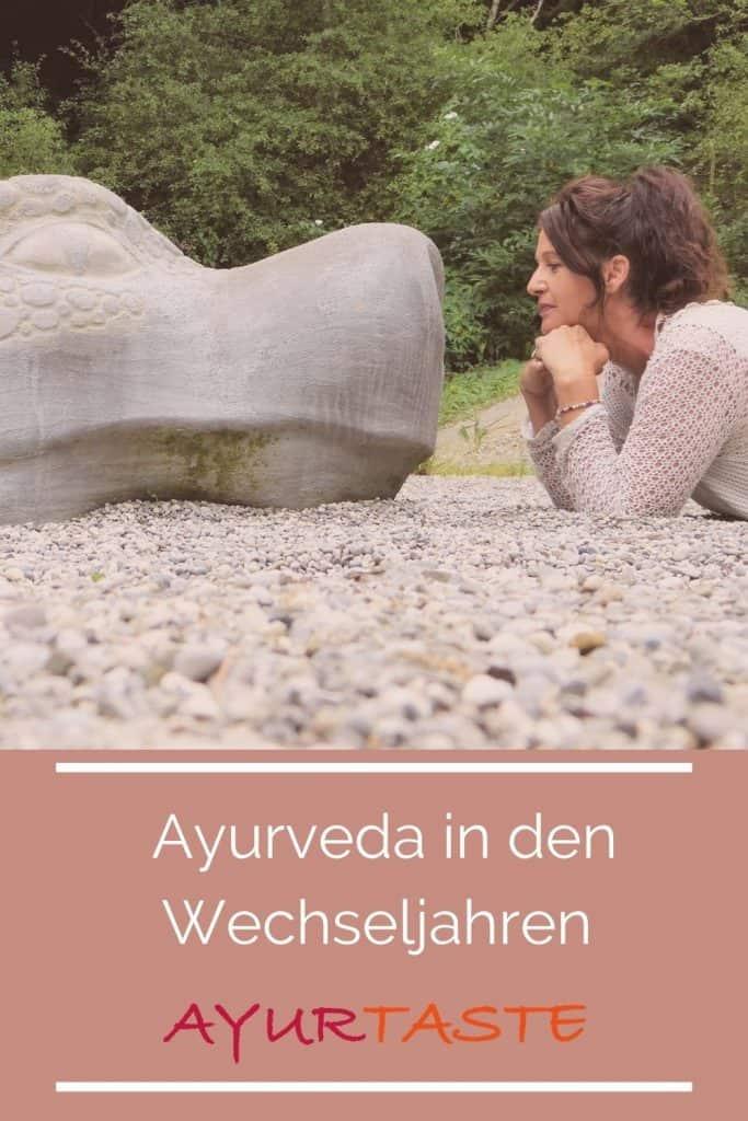 Blogbeitrag Wechseljahre im Ayurveda
